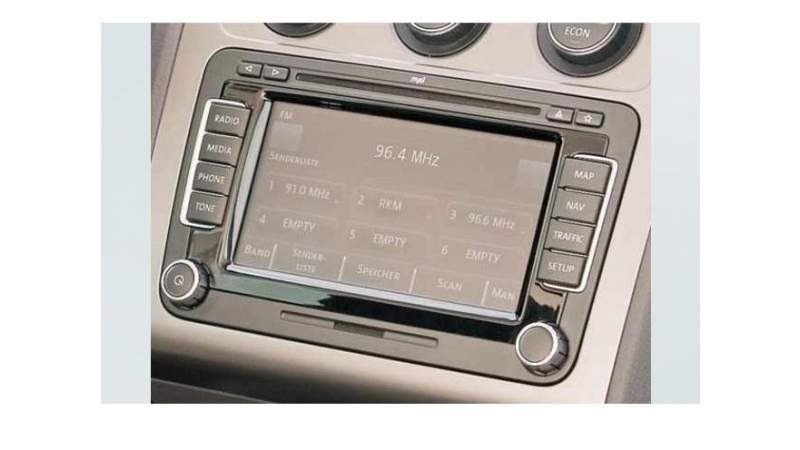 How to download cd to vw 510 nav